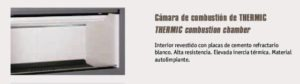 Refuerzo interior en Thermic