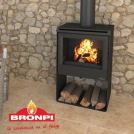 Estufa Bronpi Croacia Turbina